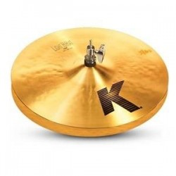 ZILDJIAN K LIGHT HI-HAT 14""