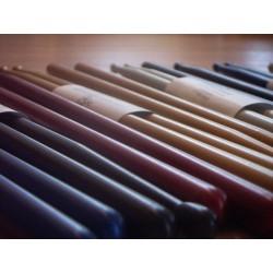 Coppia di bacchette in alluminio da allenamento