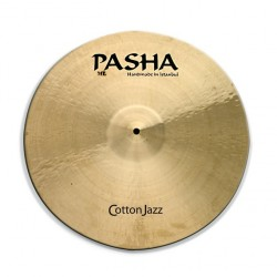 "Pasha Cotton Jazz Ride 20"" CJ-R20"