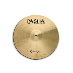 "Pasha Cotton Jazz Crash 14"" CJ-CT14"
