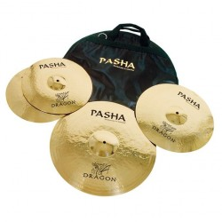 Pasha Dragon Hi Hat 14""