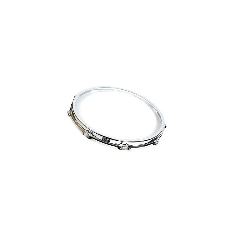 S-Hoop SH1410 Cerchio battente per rullante in acciaio cromato 10 fori