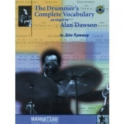 THE DRUMMER'S COMPLETE VOCABULARY - John Ramsay