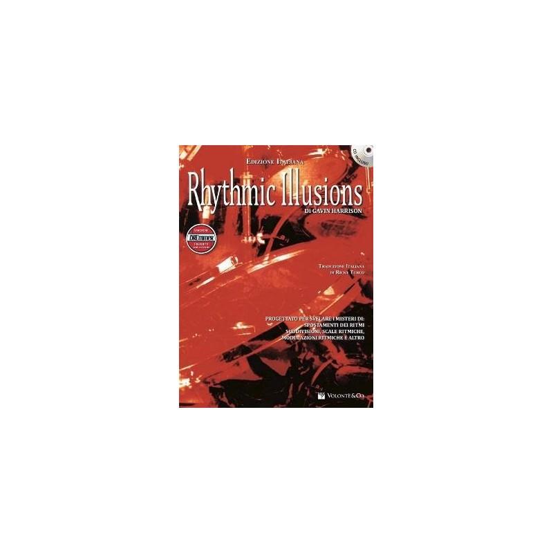 RHYTHMIC ILLUSIONS - Gavin Harrison - Trad. Italiana di Ricky Turco