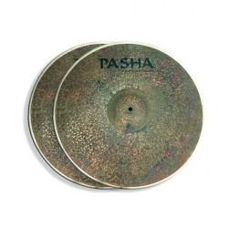 "Pasha Hi Hat 15"" Vintage..."