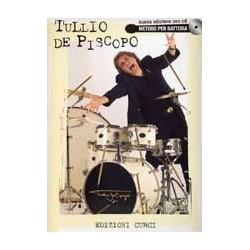 Metodo per batteria - Tullio DE PISCOPO