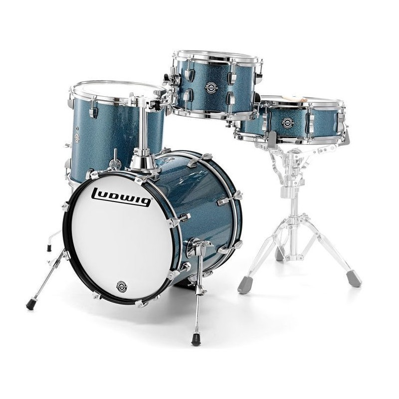 Ludwig Breakbeats bY QuestLove Azure Blue Sparkle - LC179X023