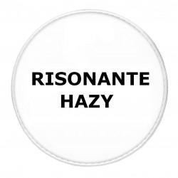 """Pelle per Rullante 14"""" HAZY Trasparente RISONANTE"""