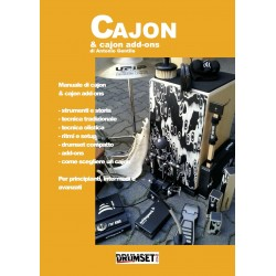 Cajon & Cajon Add-ons di A. Gentile  Edizioni DrumsetMag