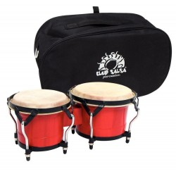 Bongo CLUB SALSA Wine red +...
