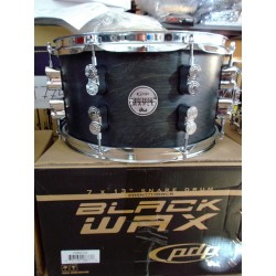 "PDP by DW Black Wax Snare 13""x7"""