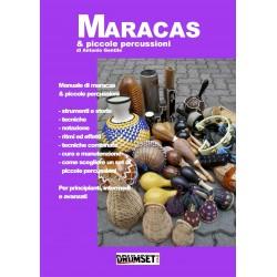 Maracas & Piccole Percussioni  di A. Gentile  Edizioni DrumsetMag