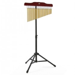 Bar-Chimes 25 barre con stand incluso