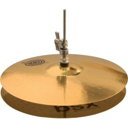 BSX By Paiste Hi hat 14""