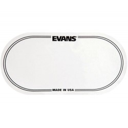 EVANS EQPC2 Bass drum patch Double Pedal