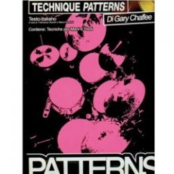 Chaffee, Gary  TECHNIQUE PATTERNS + Cd
