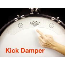 WAMBOOKA Kick Damper (conf. 4 pz)