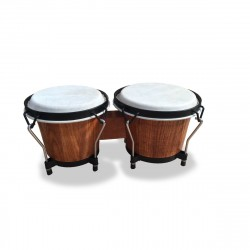 Bongo Club standard Dark wood satin