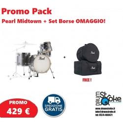 PROMO PACK Pearl Midtown Grindstone Sparkle + Bag FREE!