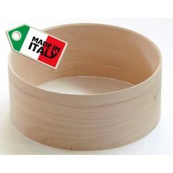 Birch drum shell