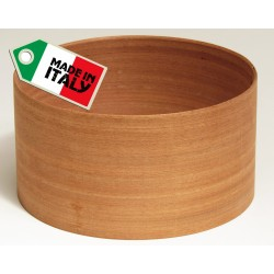 "Mahogany drum shell 14"""