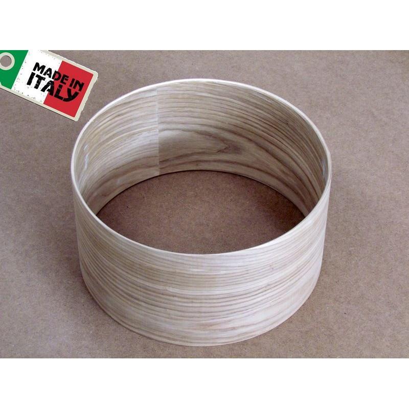 Ash drum shell