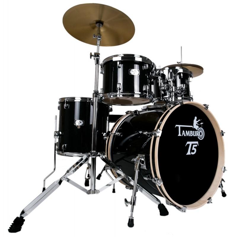 "TAMBURO T5 Cassa 22"" Standard Set"