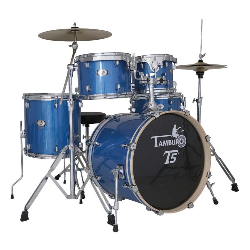 """TAMBURO T5 Cassa 18"""" Jazz Set"""
