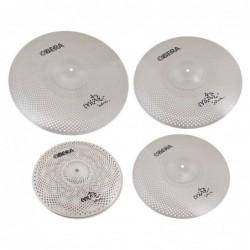 Obera Cymbals Mute 4x...