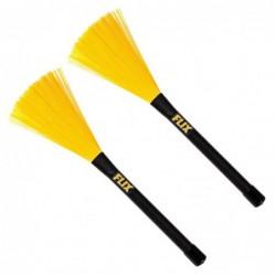 Flix Nylon Classic XL Brushes
