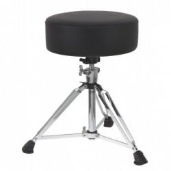 SpareDrum DTHR1 - Pro Round Drum Throne Double-Braced Legs
