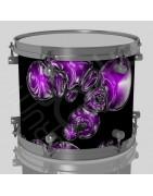 Custom wrap by Drum Stroke