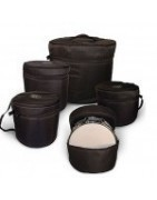 Drum Bags and rugs