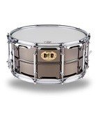 Snare drums and components