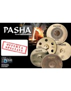 OUTLET - Pasha Cymbals in Stock